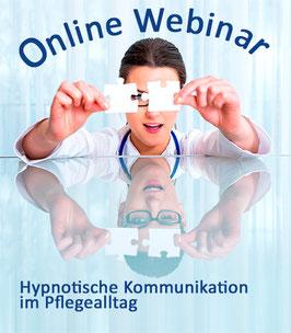 Hypnotische Kommunikation im Pflegealltag