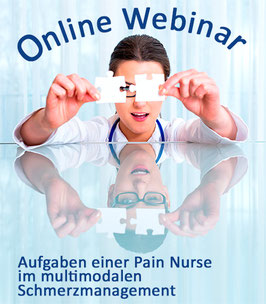 Aufgaben einer Pain Nurse im multimodalen Schmerzmanagement