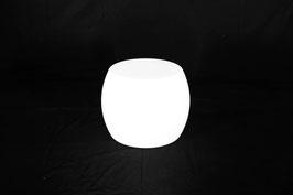 Lounge-Tisch Oval beleuchtet