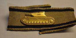 Artikelnummer: 02468 Sonderabzeichen Niederkämpfen von Panzern Gold