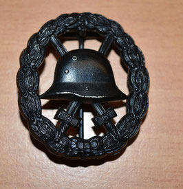 Artikelnummer: 01458 Verwundetenabzeichen in Schwarz 1914
