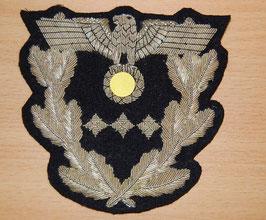 Artikelnummer : 000668/   Ärmelabzeichen für Angehörige des Diplomatischen Korps