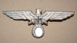 Artikelnummer: 02115 NS-Soldatenbund Brustadler Aluminium,