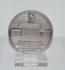 Artikelnummer: 02113 Medaille 13. August 1961