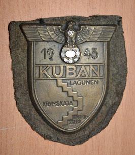 Artikelnummer :01463 Ärmelschild, Kuban