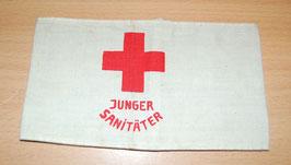 Artikelnummer: 02159 Armbinde Junger Sanitäter