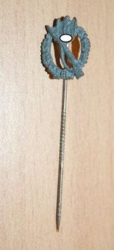 Artikelnummer: 00579 Infanteriesturmabzeichen in Silber Miniatur