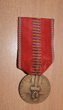 Artikelnummer: 02378 Medaille Rumänien 1941