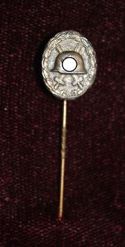 Artikelnummer: 00575 Verwundetenabzeichen 1940 in Gold miniatur