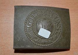 Artikelnummer : 02460 Mannschafts Wehrmacht Koppelschloss