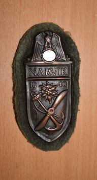 Artikelnummer: 02074 Narvik Schild