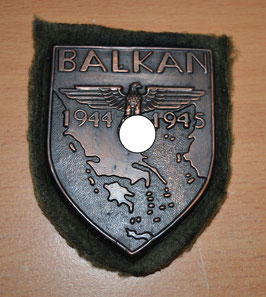 Artikelnummer: 02058 Balkan Schild