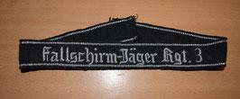 Artikelnummer: 02070 Ärmelband Fallschirmjäger-Rgt.3