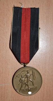 Artikelnummer : 01403 Medaille 1. Oktober 1938