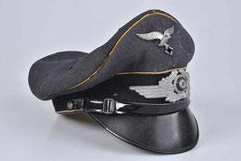 Artikelnummer : 02014 Schirmmütze für Mannschaften der Luftwaffe