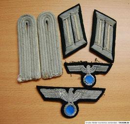 Artikelnummer: 01043  Effekten Nachlaß eines Leutnants