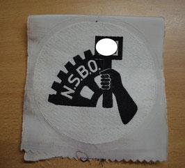 Artikelnummer: 01824   NSBO Brust-Stoofabzeichen.