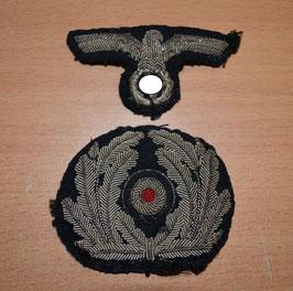 Artikelnummer : 01684 Marine Beamter Schirmmützen Effekten