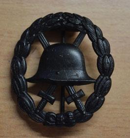 Artikelnummer: 01266  Verwundetenabzeichen in Schwarz 1914
