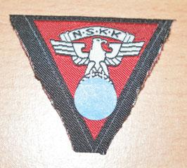 Artikelnummer: 01139 Schiffchenadler NSKK Rot
