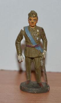 Artikelnummer : 01911 Elastolin Generalissimo Franco