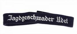 Artikelnummer: 01732 Ärmelband Jagdgeschwader Udet