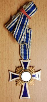Artikelnummer: 00205 Ehrenkreuz der Deutschen Mutter in Bronze