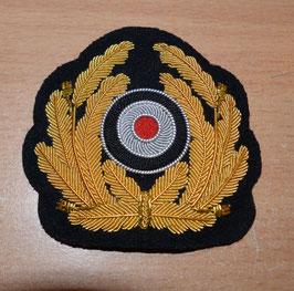 Artikelnummer :02411 Mützenkokarde Offizier Marine