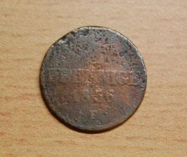 Artikelnummer : 000092/1 Pfennig 1856 (F),