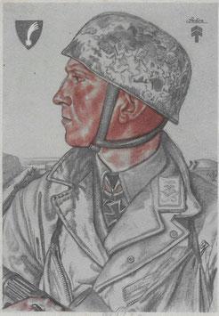 Artikelnummer : 01382 Postkarte  Hauptmann Delica