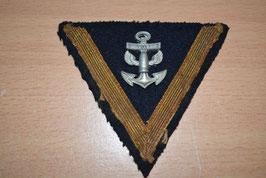 Artikelnummer: 01602 Kriegsmarine Ärmelabzeichen Gefreiter