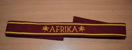 Artikelnummer: 02071 Ärmelband  Afrika Luftwaffe