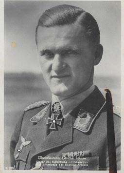 Artikelnummer : 01357 Postkarte   LÜTZOW  Günther