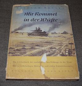 Artikelnummer: 02133 Mit Rommel in der Wüste