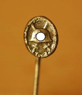 Artikelnummer: 00776  Verwundetenabzeichen 1940 in Silber Miniatur