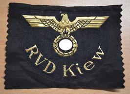 Artikelnummer: 01754  Reichsbahn Ärmeladler RVD Kiew