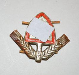 Artikelnummer : 02265 Hoheitsabzeichen für die Dienstmütze der männlichen RAD