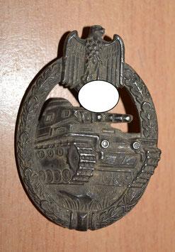 Artikelnummer: 02499 Panzerkampfabzeichen Silber