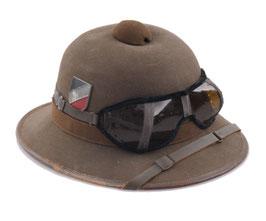 Artikelnummer : 01561  Tropenhelm, Deutsches Afrikakorps 2. Modell