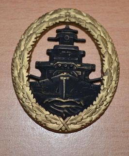 Artikelnummer: 01262  Flotten-Kriegsabzeichen 57iger form