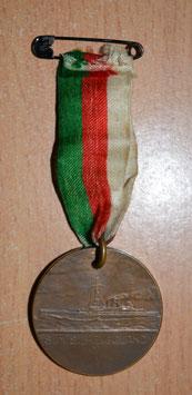 Artikelnummer: 02153 Medaille S.M.S Helgoland