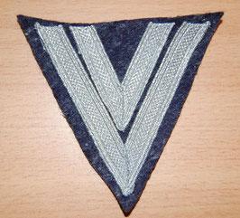 Artikelnummer : 000405/ Luftwaffe Ärmelabzeichen Obergefreiter