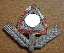Artikelnummer: 01233 Hoheitsabzeichen für die Dienstmütze der männlichen RAD