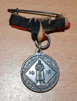Artikelnummer: 02007  Miniatur Medaille dem Eisernen Hindenburg