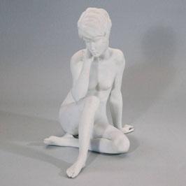 Artikelnummer : 0000328/Kaiser - Figur sitzender weibl. Akt