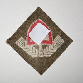 Artikelnummer : 02266 Hoheitsabzeichen für die Dienstmütze der männlichen RAD