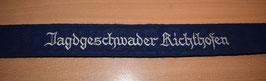 Artikelnummer: 02407 Ärmelband Jagdgeschwader Richthofen