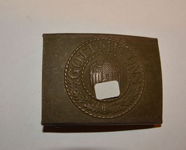 Artikelnummer: 02234 Koppelschloß Wehrmacht