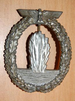 Artikelnummer: 00637 Minensucher-Kriegsabzeichen - Hersteller BL