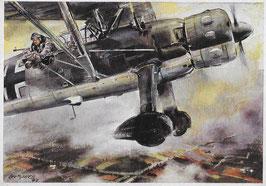 Artikelnummer : 01386 Ansichtskarten Luftwaffe